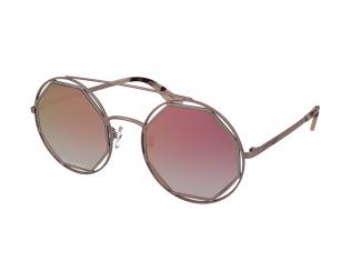 Gafas de sol Redonda - Alexander McQueen MQ0176SA 003