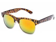Gafas de sol Cuadrada - Gafas de sol Tiger Style - Amarillo