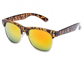 Gafas de sol Hombre - Gafas de sol Tiger Style - Amarillo