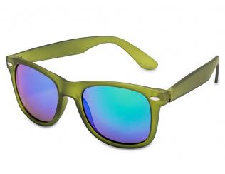 Gafas de sol Cuadrada - Gafas de sol Stingray - Verde Rubber