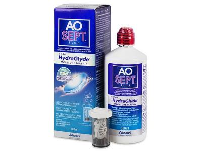 Líquido AO SEPT PLUS HydraGlyde 360ml  - líquido de limpieza