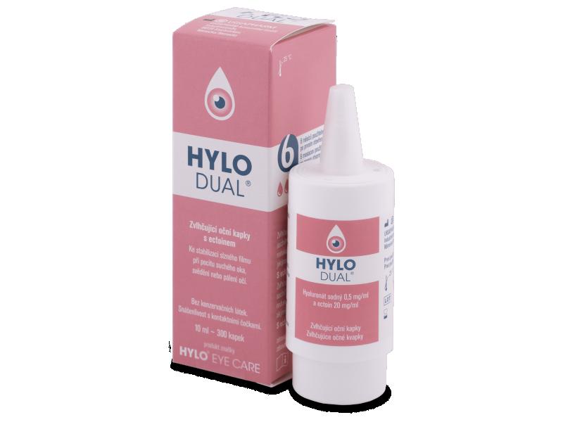 Gotas oculares HYLO-DUAL 10 ml  - Gotas para los ojos