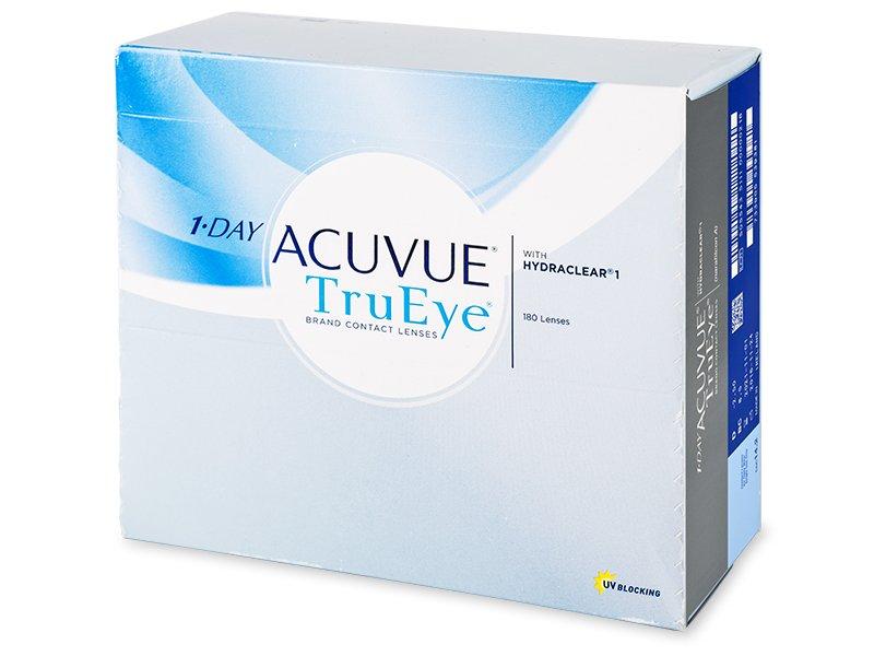1 Day Acuvue TruEye (180lentillas) - Lentillas diarias desechables