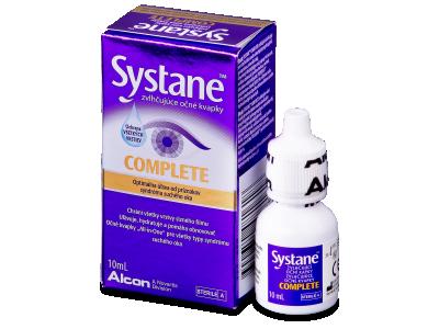 Gotas hidratantes Systane COMPLETE  10 ml