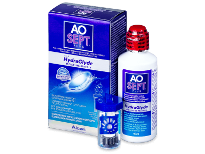 Líquido AO SEPT PLUS HydraGlyde 90ml