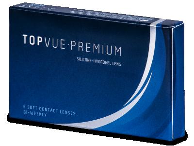TopVue Premium (6 lentillas) - Lentillas quincenales