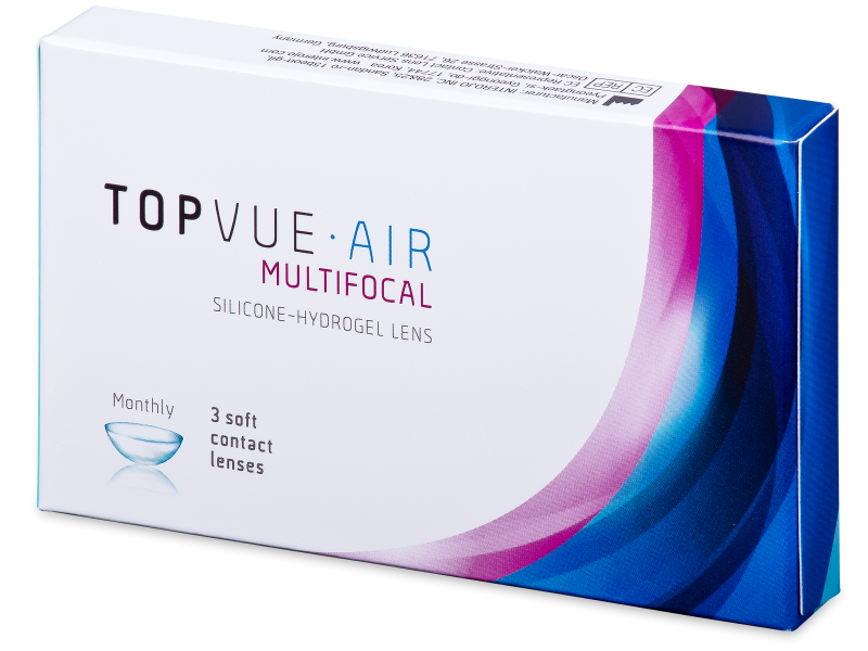 TopVue Air Multifocal (3 lentillas)