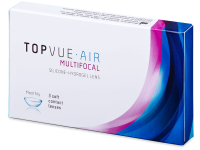 TopVue Air Multifocal (3lentillas)