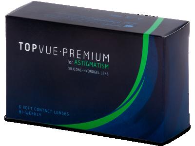 TopVue Premium for Astigmatism (6lentillas) - Lentillas tóricas