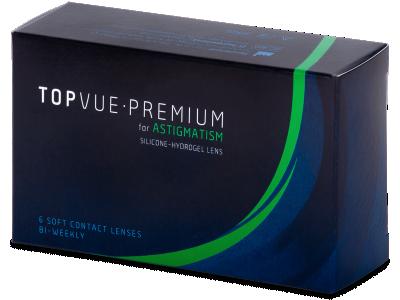 TopVue Premium for Astigmatism (6lentillas)