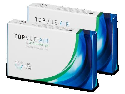 TopVue Air for Astigmatism (6lentillas) - Lentillas tóricas