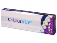 Lentillas de Colores - ColourVue One Day TruBlends Rainbow (10 lentillas)