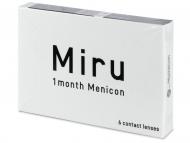 Lentillas Mensuales - Miru 1 Month (6 lentillas)