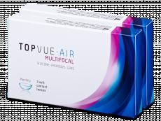 TopVue Air Multifocal (6lentillas) - Lentes de contacto multifocales