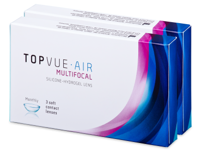 TopVue Air Multifocal (6 lentillas)