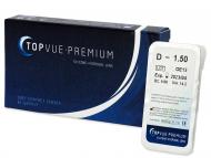 Lentes de contacto TopVue - TopVue Premium (1 lentilla)