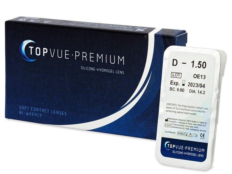 TopVue Premium (1 lentilla) - Diseño antiguo