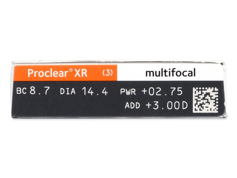 bced4f7aa98dd Proclear Multifocal XR (6 lentillas) - Previsualización de atributos