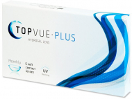 TopVue Monthly Plus (6 lentillas) - Diseño antiguo