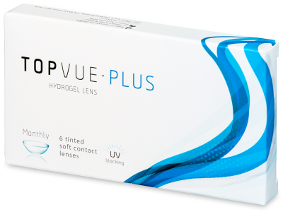 TopVue Monthly Plus (6 lentillas)