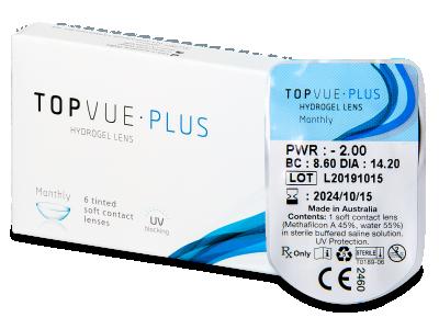 TopVue Monthly Plus (1lentilla)