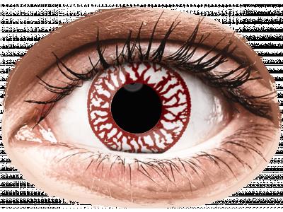 ColourVUE Crazy Lens - Blood Shot - Diarias sin graduación (2Lentillas)