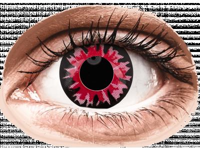 ColourVUE Crazy Lens - Volturi - Diarias sin graduación (2Lentillas)