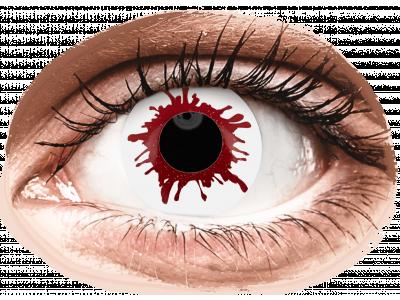 ColourVUE Crazy Lens - Wild Blood - Diarias sin graduación (2Lentillas)
