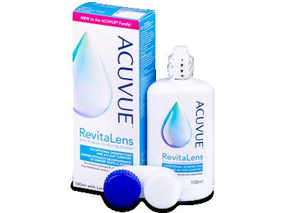 Líquido de limpieza  Acuvue RevitaLens 100 ml