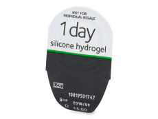 MyDay daily disposable (90lentillas) - Previsualización del blister