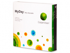 MyDay daily disposable (90lentillas) - Lentillas diarias desechables