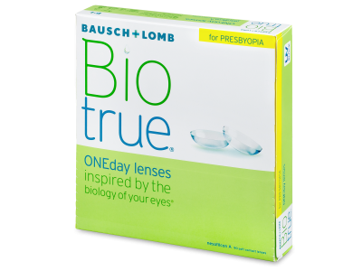 Biotrue ONEday for Presbyopia (90 lentillas)