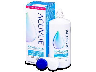 Líquido de limpieza  Acuvue RevitaLens 300 ml