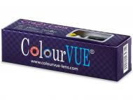 Lentillas de Colores - Crazy ColourVUE- Recambio Anual (2lentillas)