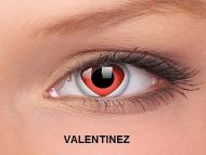 Crazy ColourVUE- Recambio Anual (2lentillas) - Valentinez