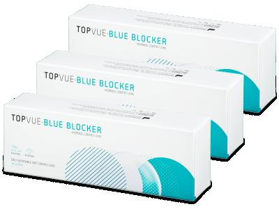 TopVue Blue Blocker (90 lentillas)