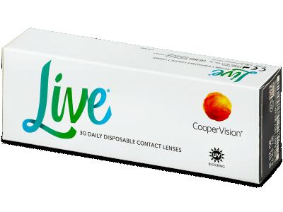 Live Daily Disposable (30 lentillas)