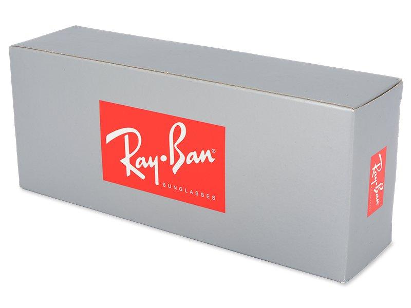 Gafas de sol Ray-Ban Justin RB4165 - 622/T3 POL  - Caja original