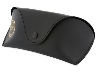 Gafas de sol Ray-Ban RB4068 - 601  - Original leather case (illustration photo)