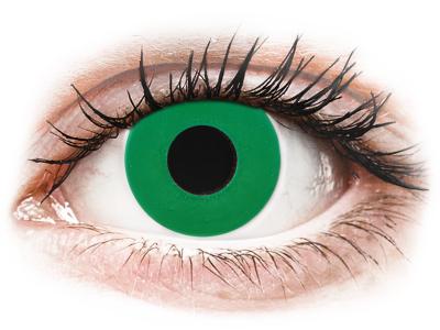 CRAZY LENS - Emerald Green - Diarias sin graduación (2 Lentillas)