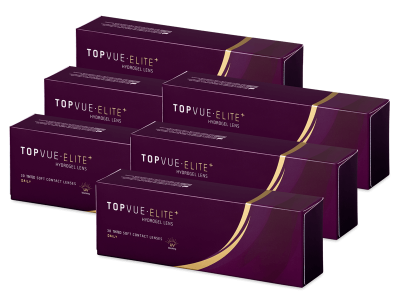 TopVue Elite+ (180 lentillas)
