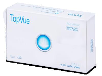 TopVue Daily (90 lentillas) - Lentillas diarias desechables