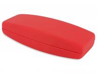 Accesorios para lentes de contacto - Estuche rígido para gafas - Rojo
