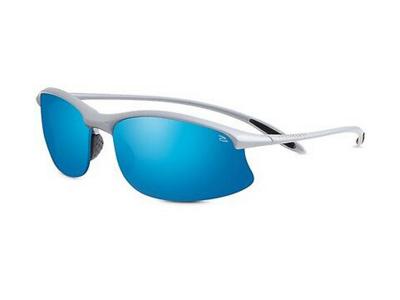 Serengeti Maestrale Metallic Silver 8123 Blue