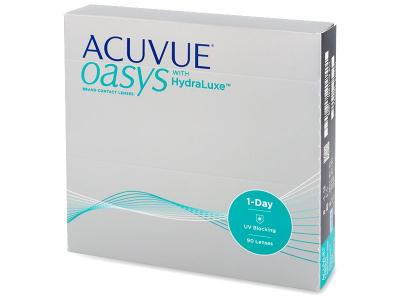 Acuvue Oasys 1-Day (90 lentillas)