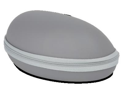 Estuche gris para gafas BL031