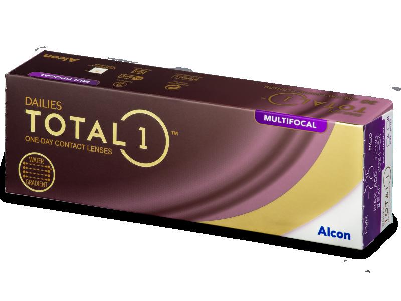 Dailies TOTAL1 Multifocal (30 lentillas) - Lentes de contacto multifocales