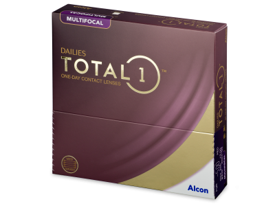 Dailies TOTAL1 Multifocal (90 lentillas)