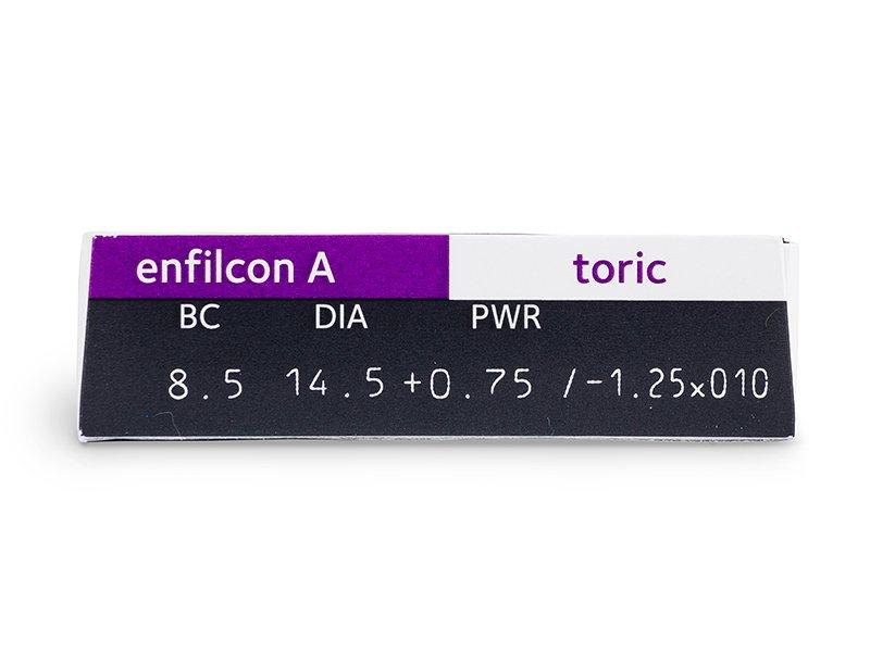 f15079f16a4ac Avaira Toric (3 lentillas) - Previsualización de atributos