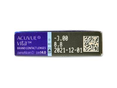 Acuvue Vita (6 lentillas) - Previsualización de atributos